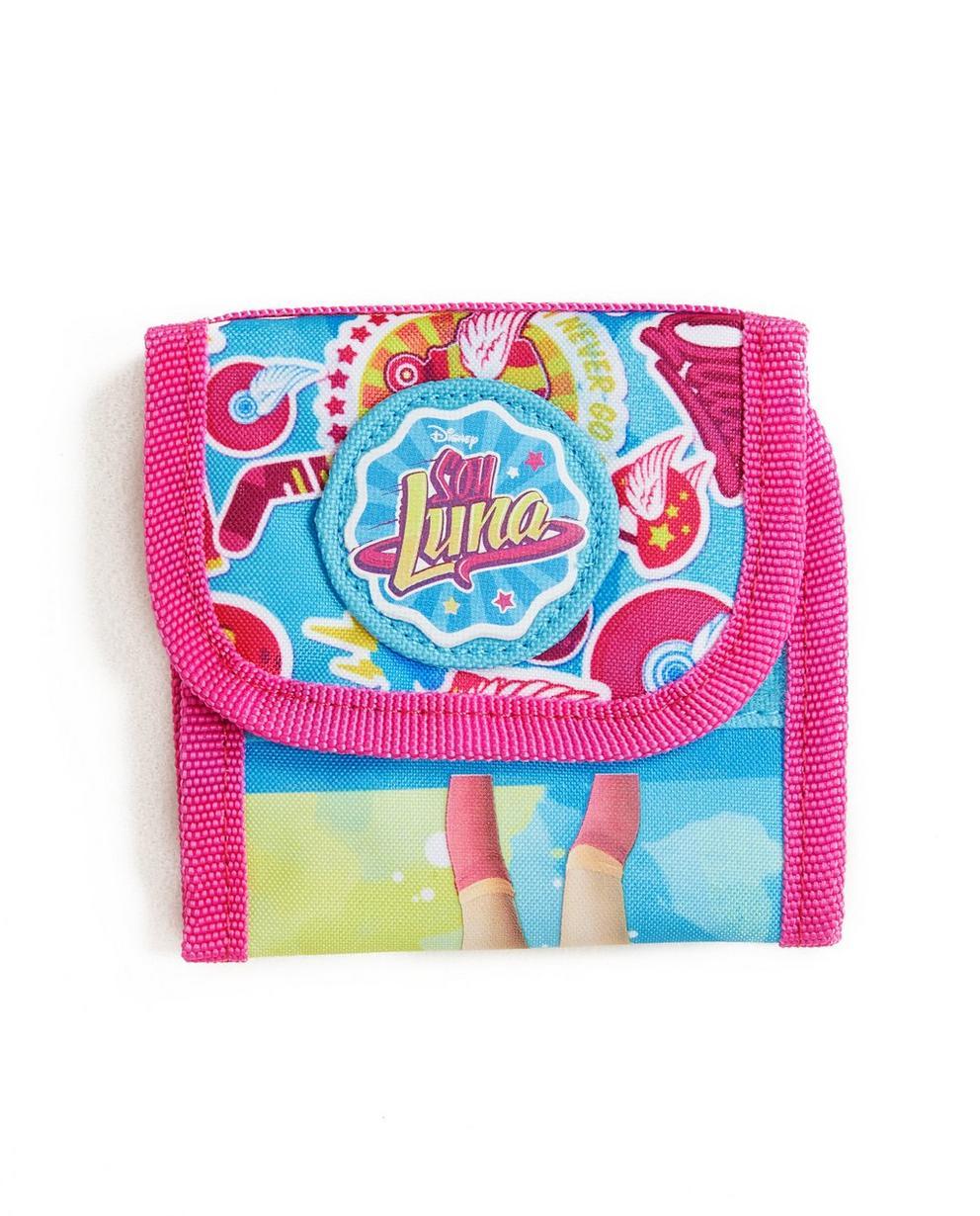 Portemonnaie mit Print - Soy Luna - none